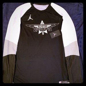 Official Charlotte NBA All Star Game 2019 warm up